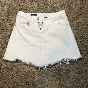 McGuire Jean Skirt Size 27